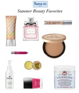 summer beauty fav